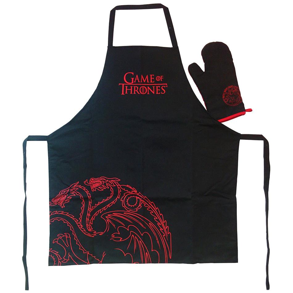 Cure Pink Kuchyňský set Game of Thrones, sada 2 ks