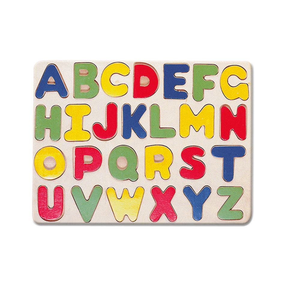 Produktové foto Bino Puzzle - abeceda