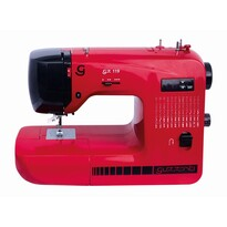 Guzzanti GZ 119 varrógép, piros