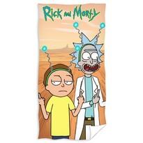 Prosop Rick and Morty, 70 x 140 cm
