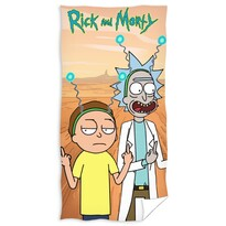Rick and Morty törölköző, 70 x 140 cm