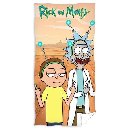 Osuška Rick and Morty, 70 x 140 cm