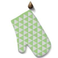 Domarex Home Chef konyhai edényfogó, zöld, 17 x 28 cm