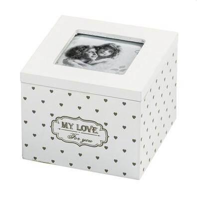 Krabička na drobnosti My love