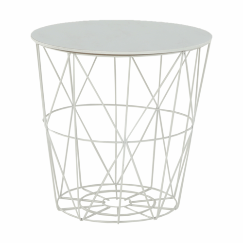 Príručný stolík Enplo, 40 x 40 cm