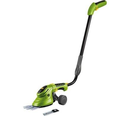 Nůžky na trávu a keře Fieldmann FZN 4002-AT, zelená