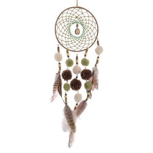 Lapač snov Feather, 40 cm