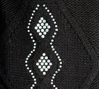 Dámska čiapka Karpet 5160, čierna