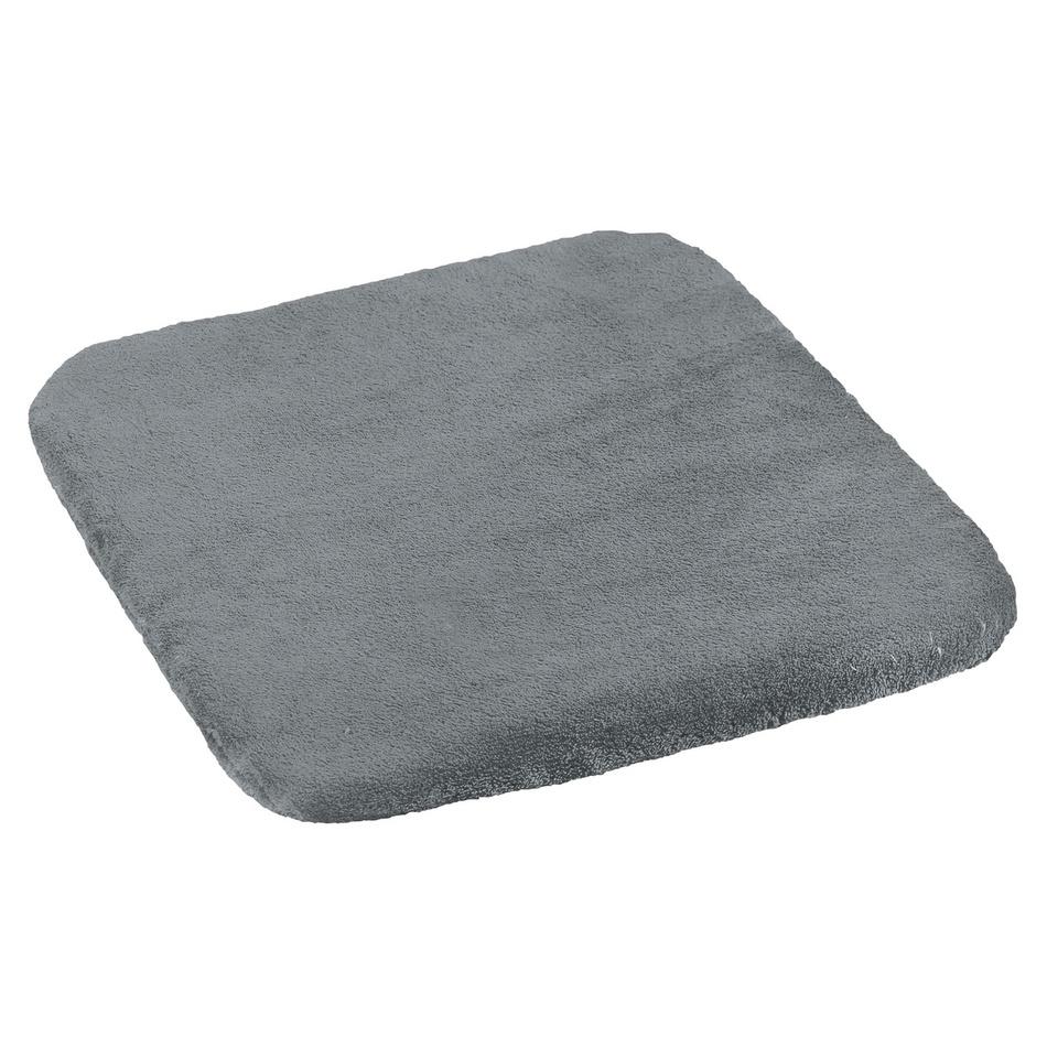 Poza Perna de scaun Korall micro gri, 40 x 40 cm