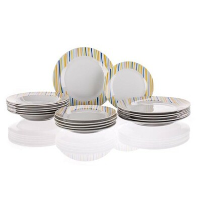 Banquet Optica 18dílná talířová sada