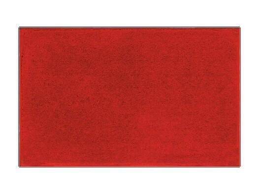 Koupelnová předložka Grund ROMAN, terakota, 50 x 80 cm