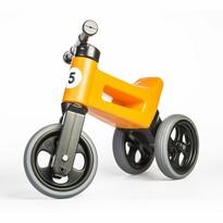 Teddies Odrážadlo Funny wheels Rider Sport 2v1, oranžová