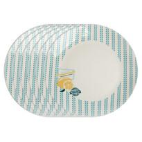 Altom Sada dezertních talířů Lemonade, 20 cm, 6 ks