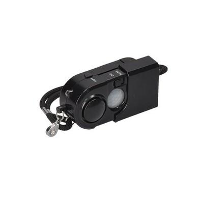 Solight 1D43 Osobní alarm s PIR čidlem, černá