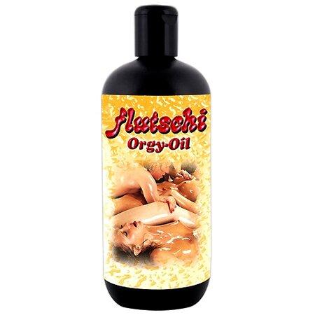 Masážní olej Flutschi Orgy, 500 ml