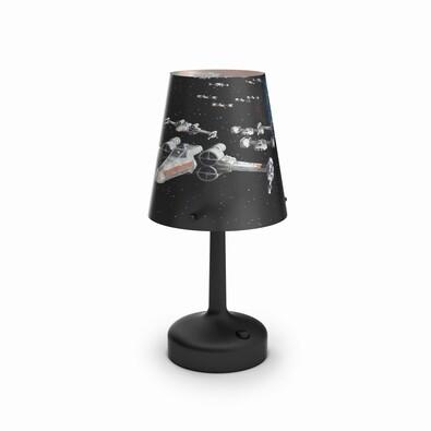 Philips dětská stolní lampa Star Wars XWings