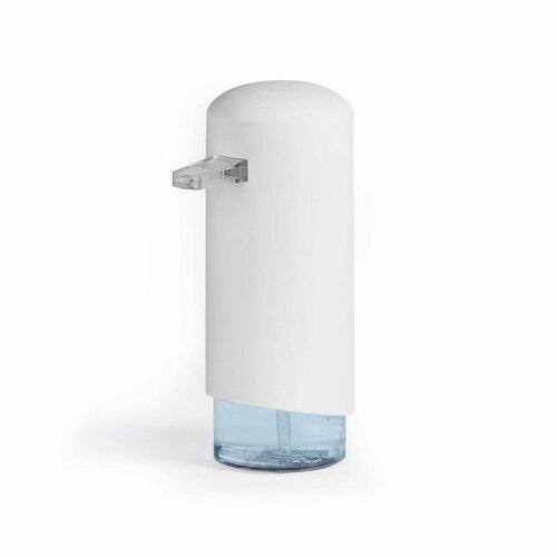 Dávkovač Compactor Clever mydlovej peny, ABS + odolný PETG plast – biely, 360 ml, RAN9649