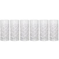 6-dielna sada pohárov 6,5 x 14,2 cm