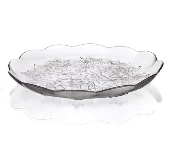 Plytký tanier Rosalia, 25 cm, 3 ks