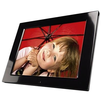 Digitální fotorámeček Premium 30,73 cm černá