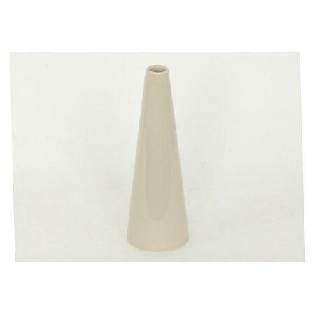 Keramická váza Pastel, béžová