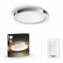 Philips Hue 34184/11/P6 stropné kúpeľňové LED svietidlo Adore, 40 W
