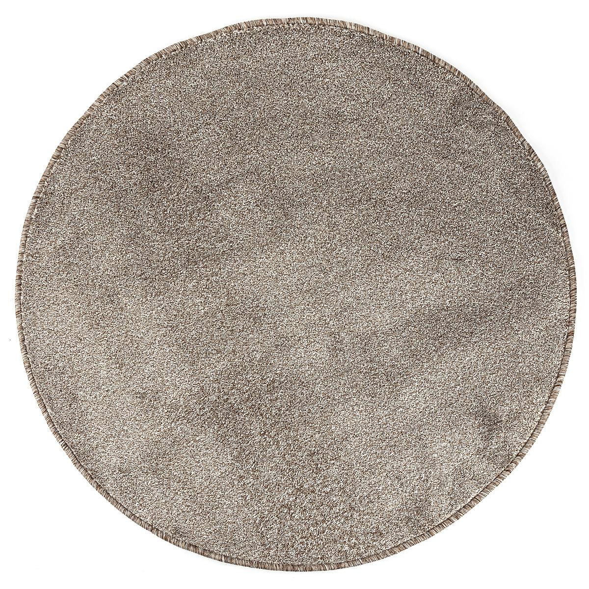Vopi Kusový koberec Apollo soft béžová, 100 cm