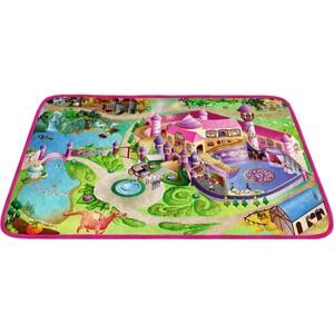 Vopi Dětský koberec Ultra Soft Zámek, 100 x 150 cm