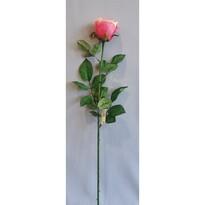 Műrózsa, rózsaszín, 69 cm