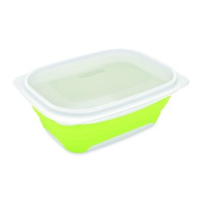 Leifheit Fresh and Slim dóza 0,5l zelená