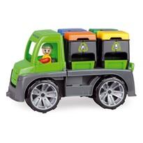 Mașină cu containere Lena Truxx, 28 cm