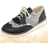 Orto Plus Dámská vycházková obuv vel. 36 hnědá