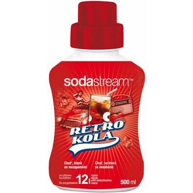 Sodastream Retro Kola sirup 500 ml
