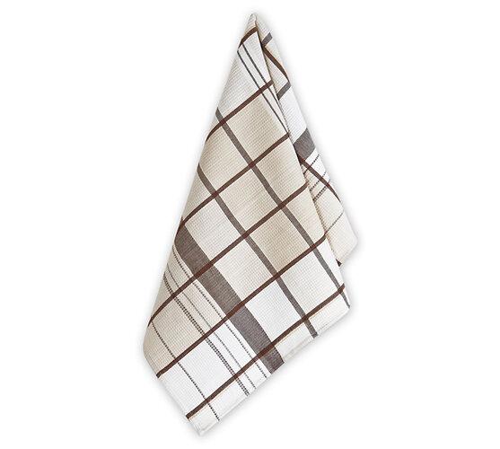 Výhodná sada vaflových ručníků, sada 6 ks