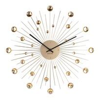 Karlsson 4859GD Designové nástenné hodiny,  50 cm