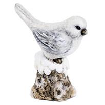 Keramická dekorácia Vtáčik 11 x 15 x 7 cm