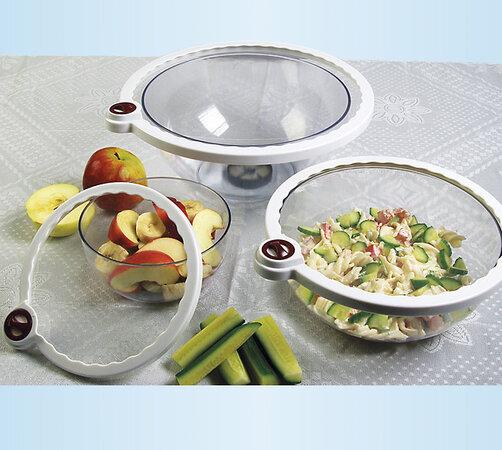 Plastové misky na potraviny