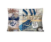 Matějovský Bavlněné povlečení Sailing, 220 x 210 cm, 2ks 70 x 90 cm