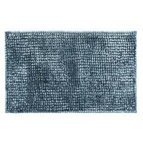 Mata łazienkowa Ella micro niebieska, 50 x 80 cm