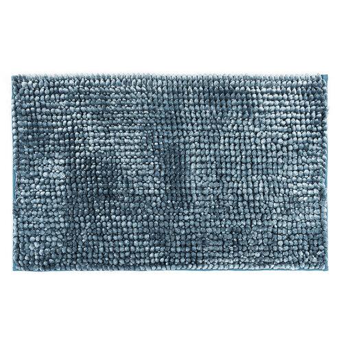 Covoraș de baie Ella micro, albastru, 50 x 80 cm