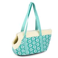 Prepravná taška pre domácich miláčikov Animal space, zelená