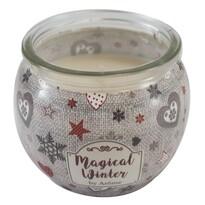 Vonná sviečka Magical Winter, 85 g