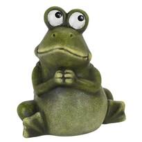 Koopman Dekorační žába Maribelle, 14 cm