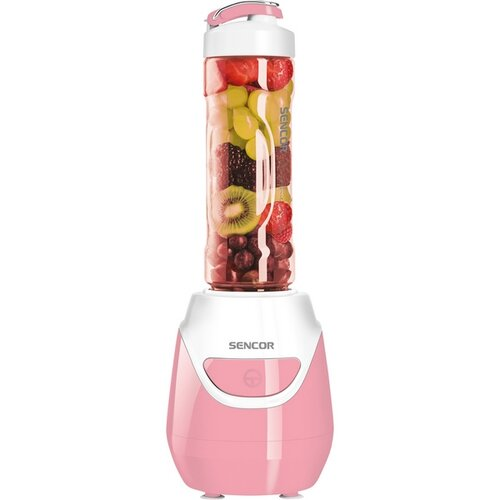 Sencor SBL 3204RD smoothie mixér, ružová
