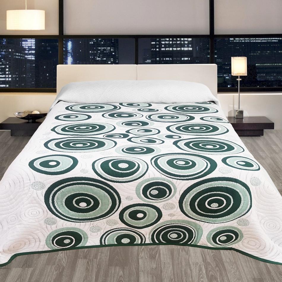 Forbyt Prehoz na posteľ Congo zelená