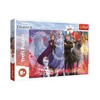 Trefl Puzzle Jégvarázs 2 – A kalandok  nyomában, 260 részes