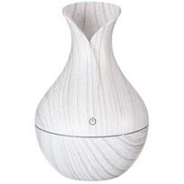 Sixtol Aróma difuzér Flower biele drevo, 130 ml