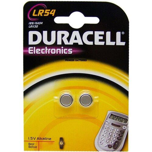 Batérie LR54 2 ks,