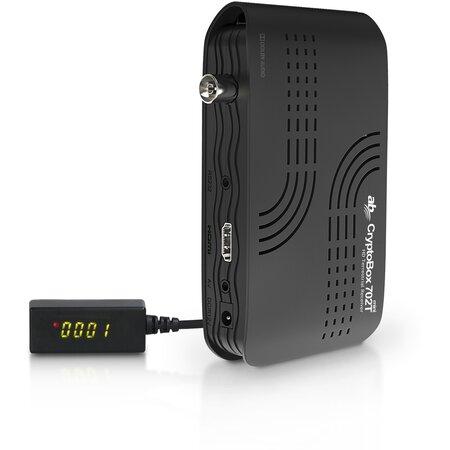 AB Cryptobox 702T MINI DVB-T2 prijímač