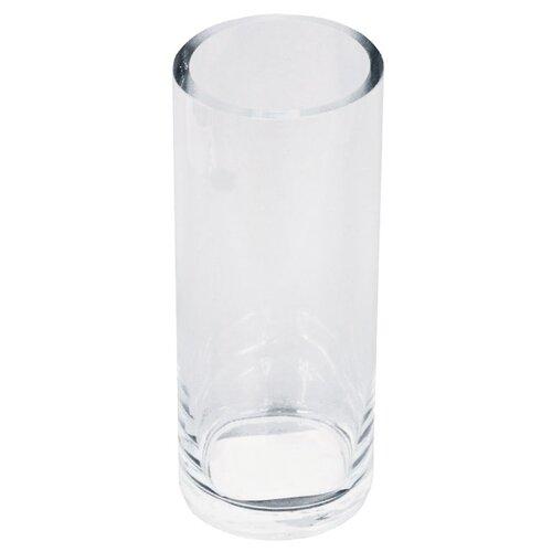 Skleněná váza Thann čirá, 23 cm
